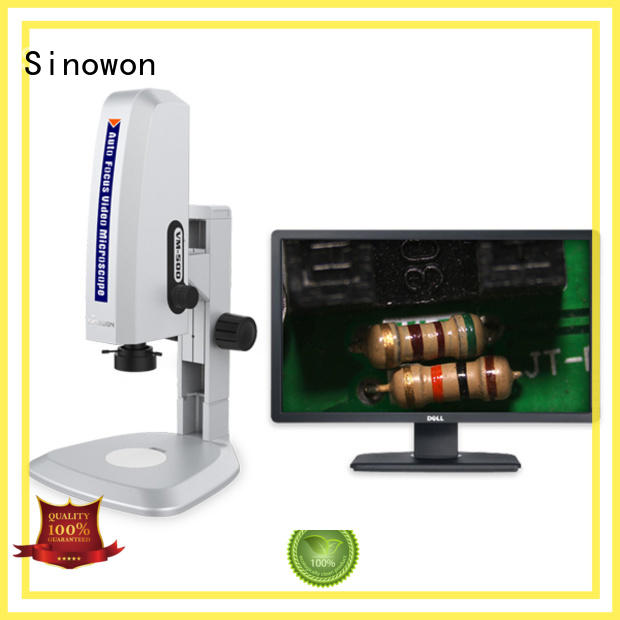 Sinowon Brand production line weld detects electronic industry china microscope exquisite