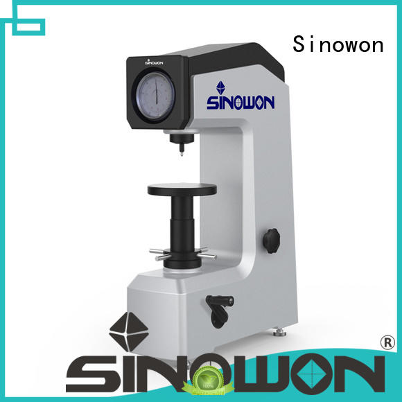 Sinowon durable portable hardness tester customized for small parts