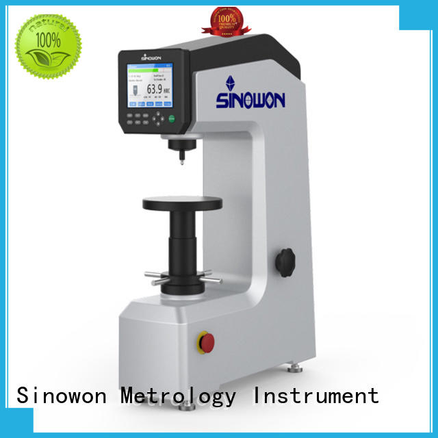 Sinowon rockwell hardness of steel series for thin materials