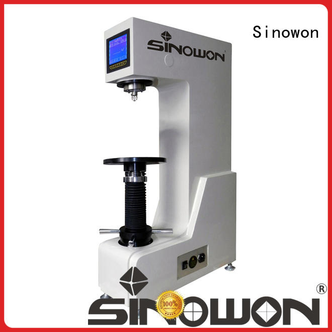Sinowon brinell hardness number directly sale for soft alloys