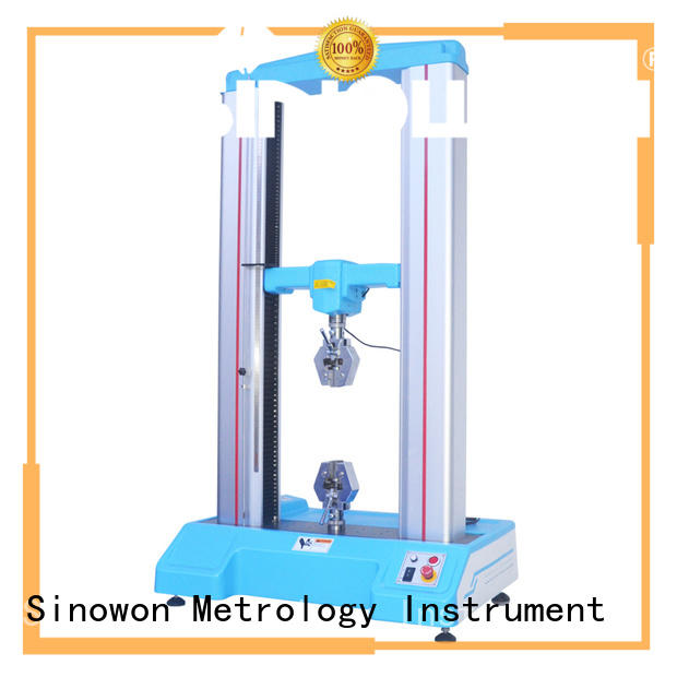 software rubber testing machine universal for precision industry Sinowon