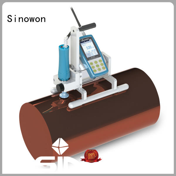 certificated portable hardness tester price wholesale for gear Sinowon