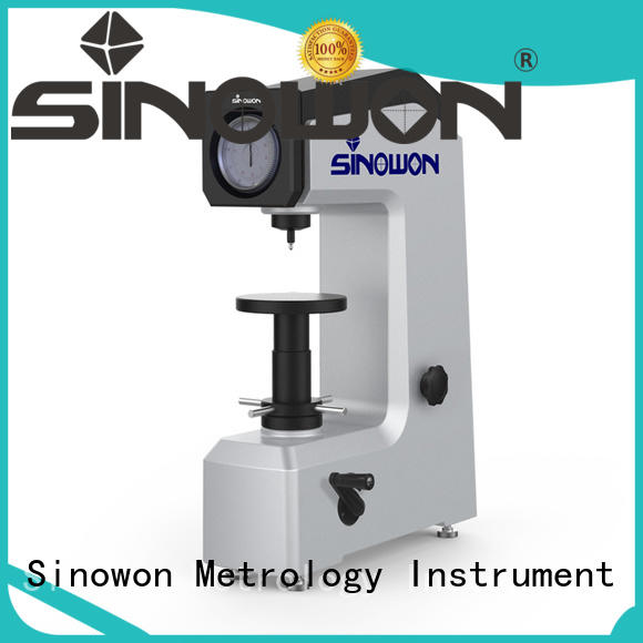 practical rockwell hardness tester from China for small areas
