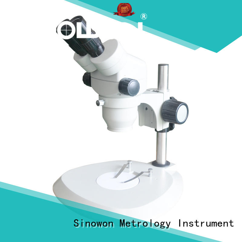 Turret-type Stereo Microscopes ST-524