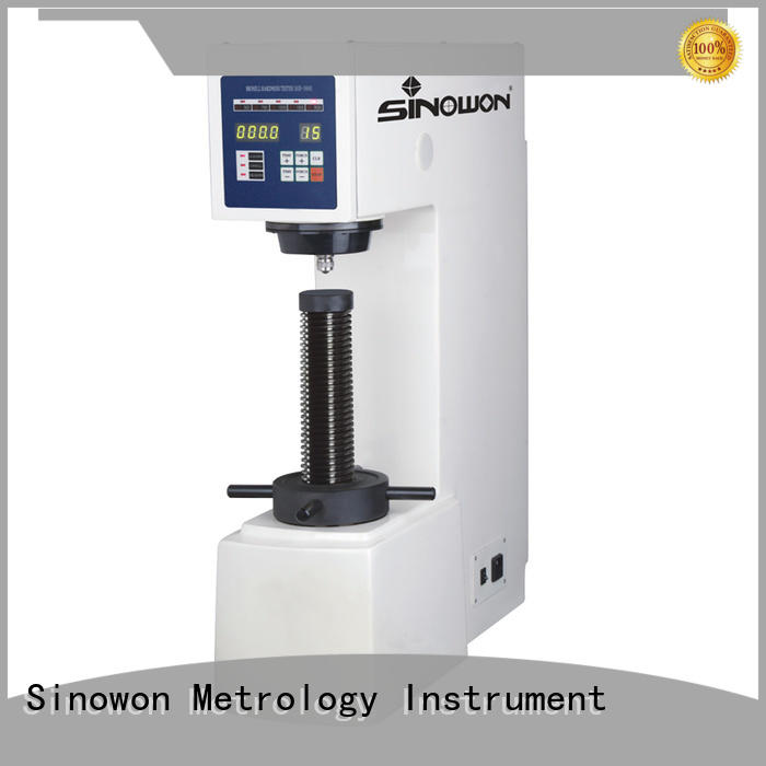 Sinowon quality brinell hardness testing machine series for nonferrous metals