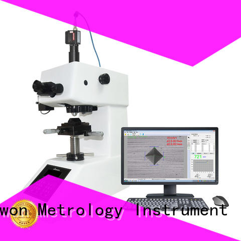 Sinowon microhardness test directly sale for measuring