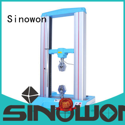Sinowon hot selling material testing machine from China for commercial