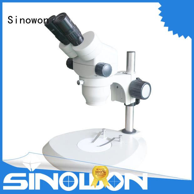 microscope stereo zoom microscope microscopes for commercial Sinowon