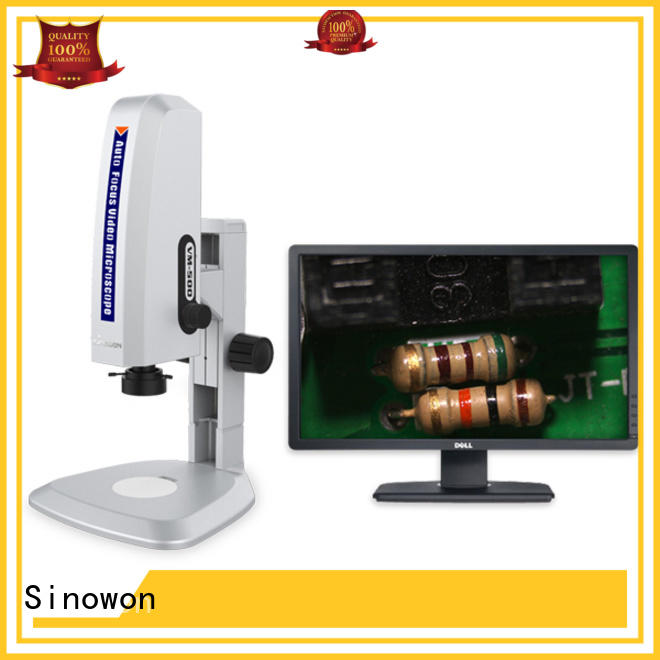 Sinowon digital microscope review factory price for cast iron