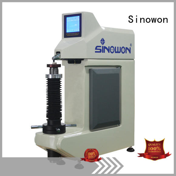 digital rockwell machine manufacturer for thin materials