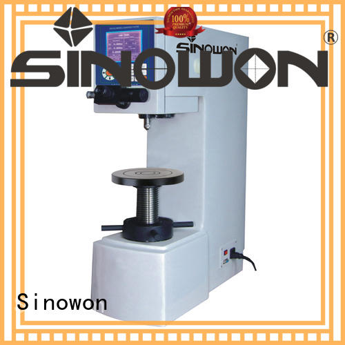 Sinowon hot selling brinell hardness unit from China for cast iron