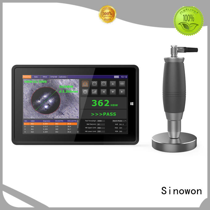 BrinScan Brinell Optical Measuring System