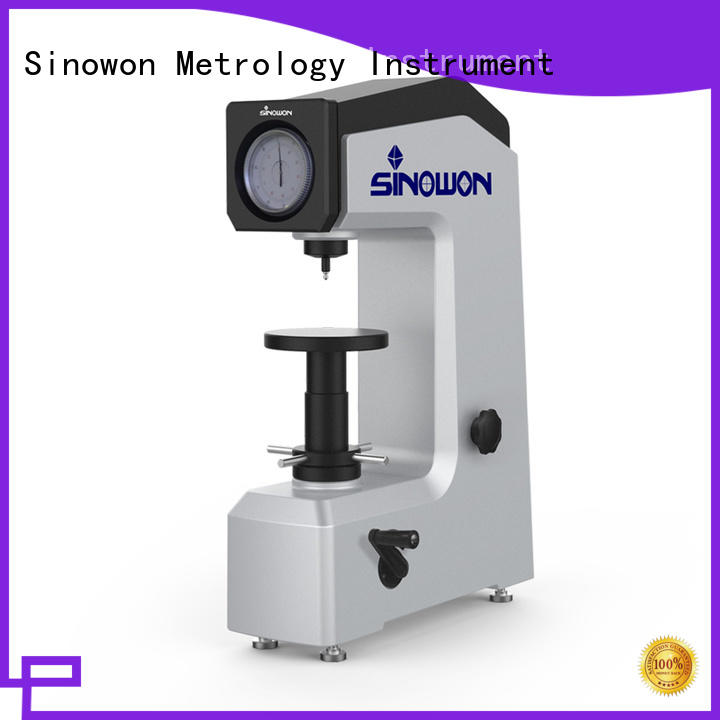 Sinowon durable rockwell machine manufacturer for measuring