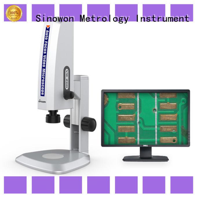 Sinowon digital microscope supplier for cast iron