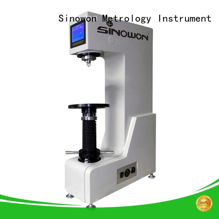 Sinowon brinell hardness test from China for soft alloys