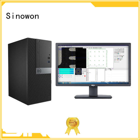 Sinowon excellent machine vision software design for commercial