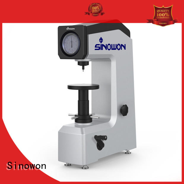 durable hardness tester price from China for small areas Sinowon