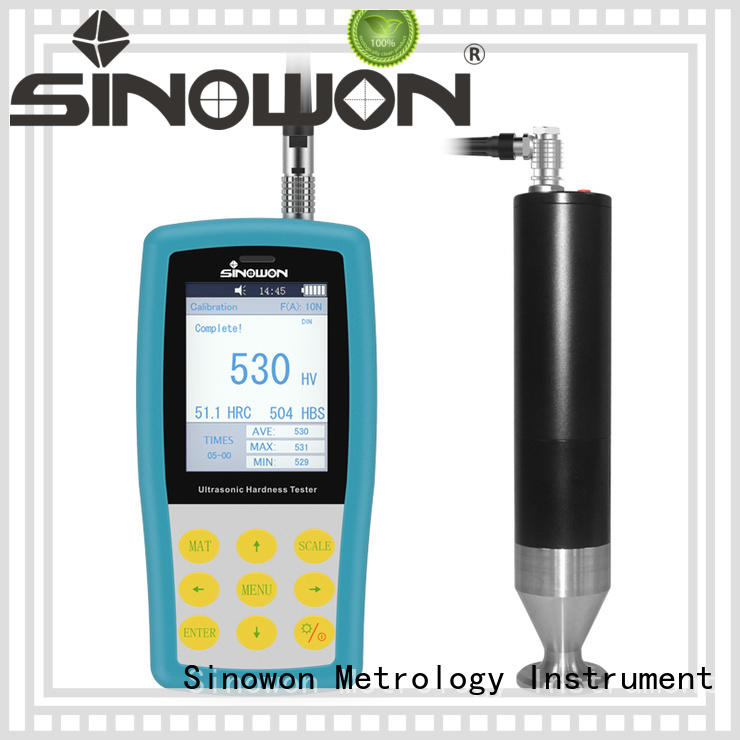 Sinowon certificated Automatic vision measuring machine ultrasonic for mold