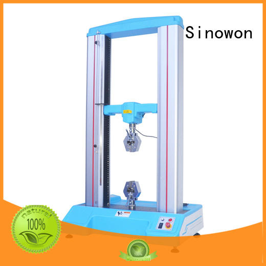 Sinowon quality universal testing machine uses customized for precision industry