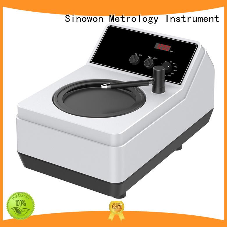 abrasive metallurgical polishing machine castable for LCD Sinowon