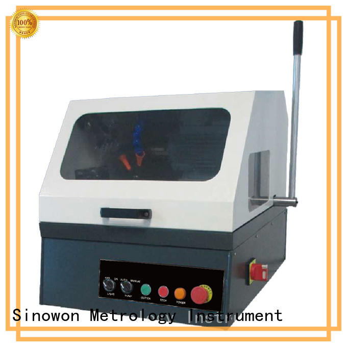 Sinowon metallographic polishing with good price for electronic industry