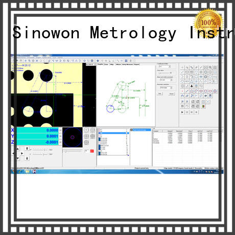 Sinowon elegant software vision factory for industry