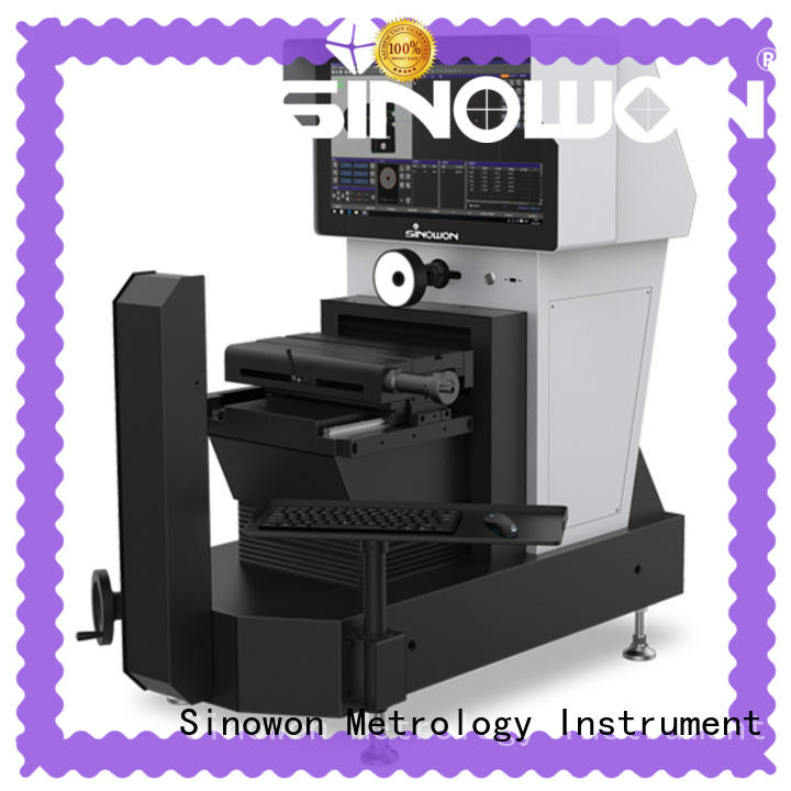 Sinowon practical optical profile projector customized for measuring
