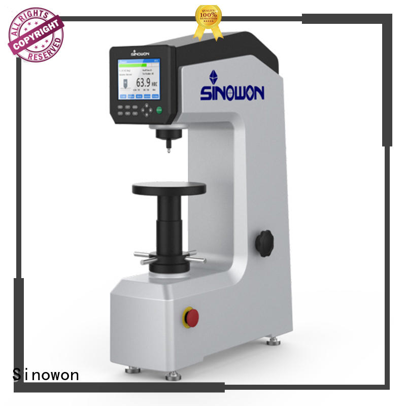 Sinowon hardness testing machine series for small areas