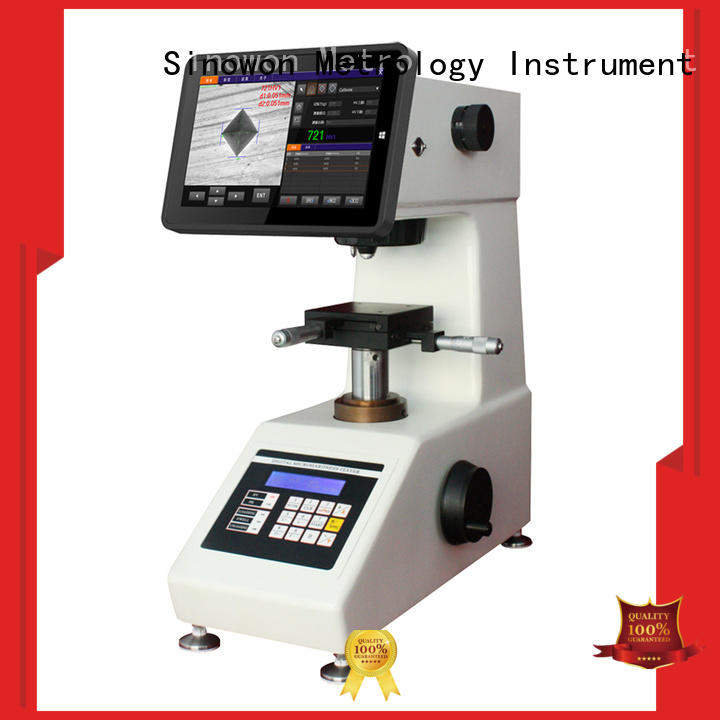 Hot fabrication micro vickers hardness tester digital hardness variations Sinowon Brand
