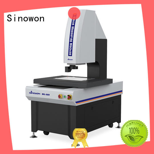Sinowon durable vision systems customized for precision industry