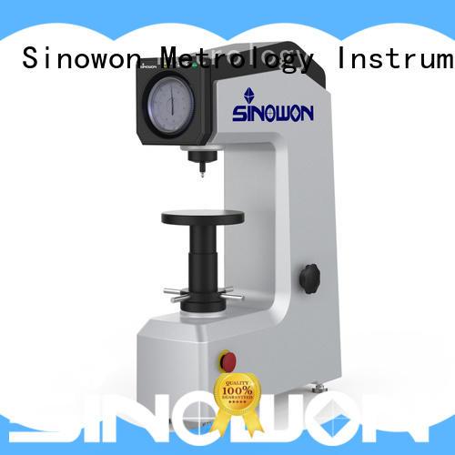 Sinowon hardness testing machine manufacturer for thin materials