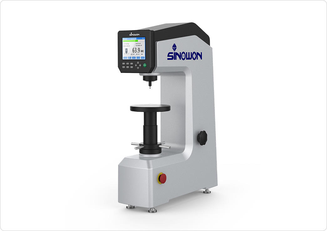 Sinowon rockwell hardness of steel series for thin materials-1