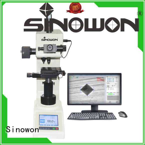 Sinowon efficient Video measurement system factory for thin materials