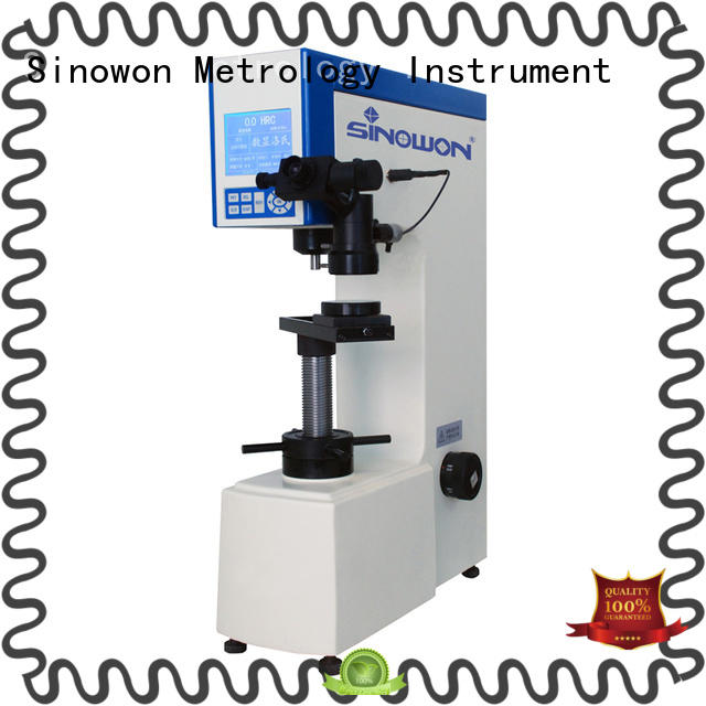rockwell hardness examples from China for measuring Sinowon