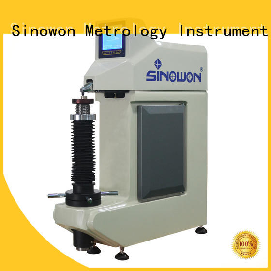 digital rockwell hardness test procedure from China for thin materials