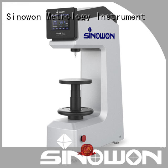 Sinowon hardness test directly sale for thin materials