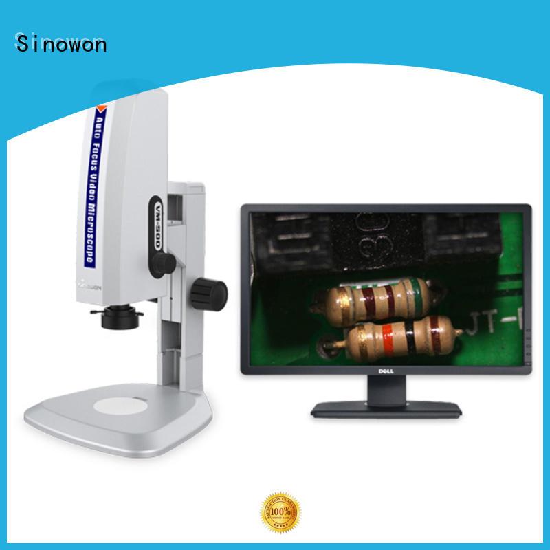 Sinowon professional microscope wholesale for nonferrous metals