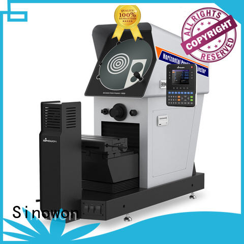 Sinowon practical profile projector images for commercial