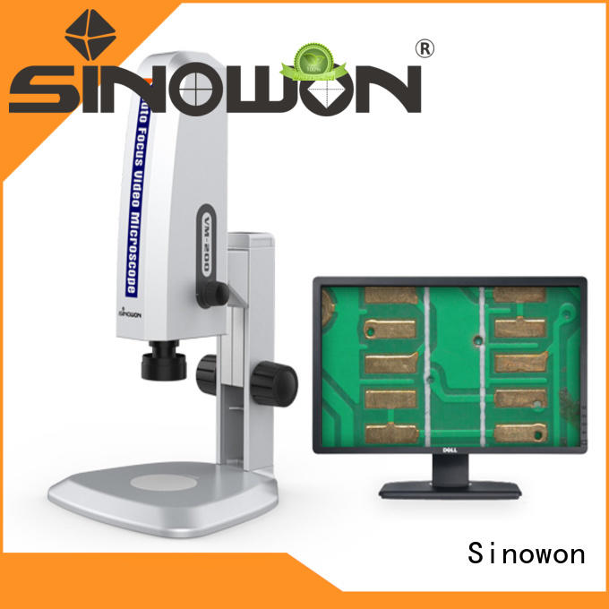 Sinowon digital microscope camera personalized for steel products