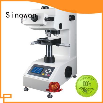 Hot plating micro hardness tester price measurement Sinowon Brand