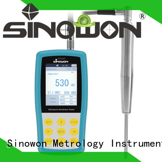 ultrasonic portable hardness tester for mold Sinowon