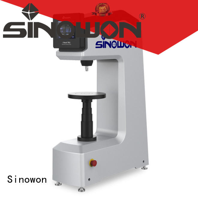 Sinowon hot selling rockwell hardness manufacturer for small parts