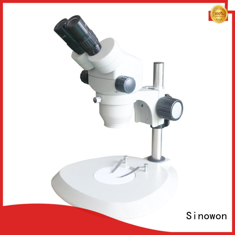 sturdy stereoscopic microscope factory price for industry