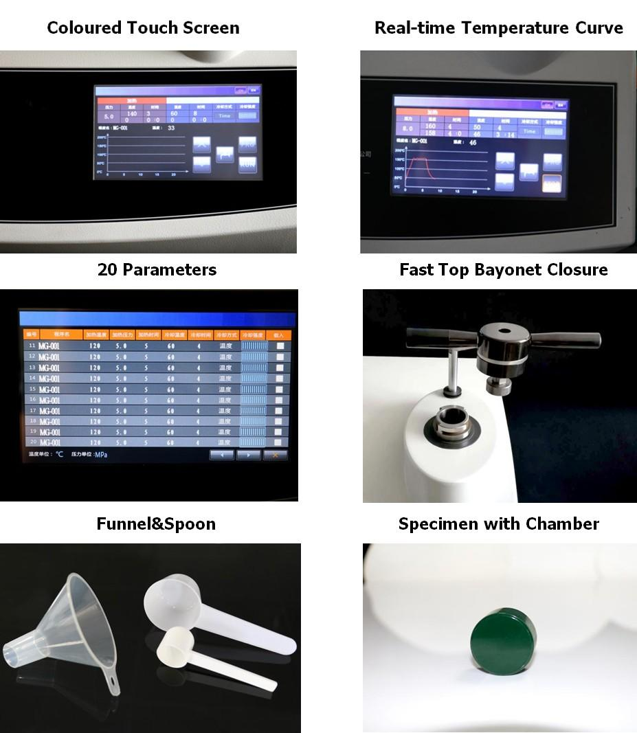 Sinowon excellent metallographic equipment with good price for medical devices-2