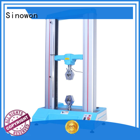 Sinowon material testing equipment design for thin materials