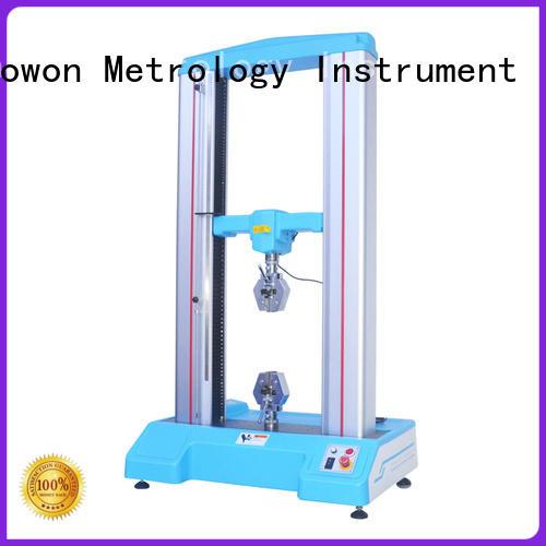Sinowon universal testing machine design for thin materials