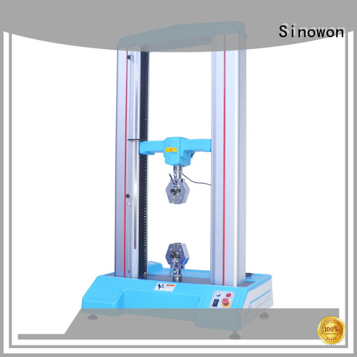 Sinowon tensile strength testing machine manufacturer for commercial