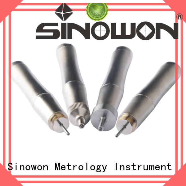 Sinowon Brand manual high-power microscope testing ultrasonic portable hardness tester