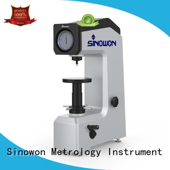 automatic loading digirock automatic rockwell hardness Sinowon Brand company