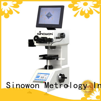 Sinowon hot selling microhardness test from China for thin materials